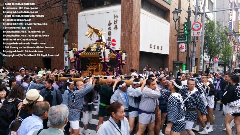 祭り 上野天神祭 神輿 写真