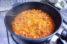 私流のキムチ鍋